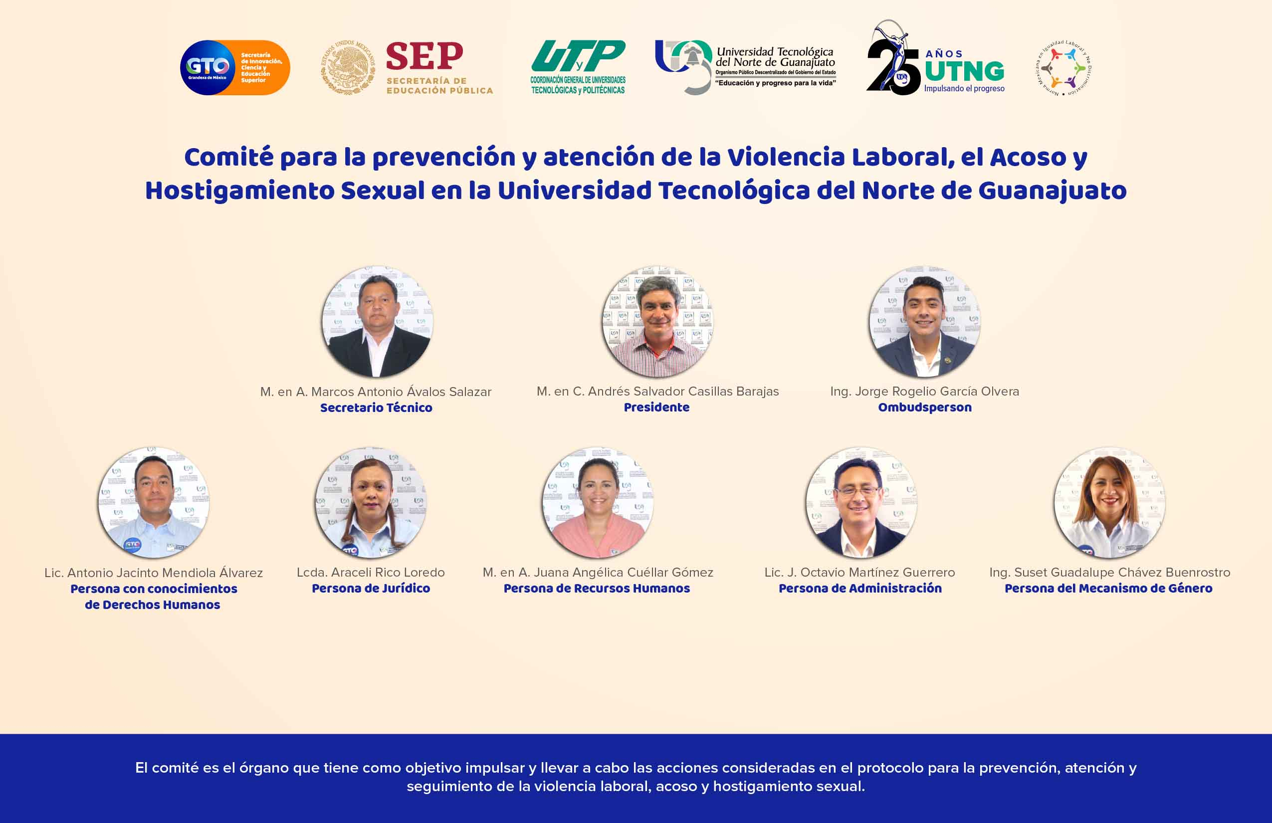 Comit� para prevenir y atender la violencia laboral
